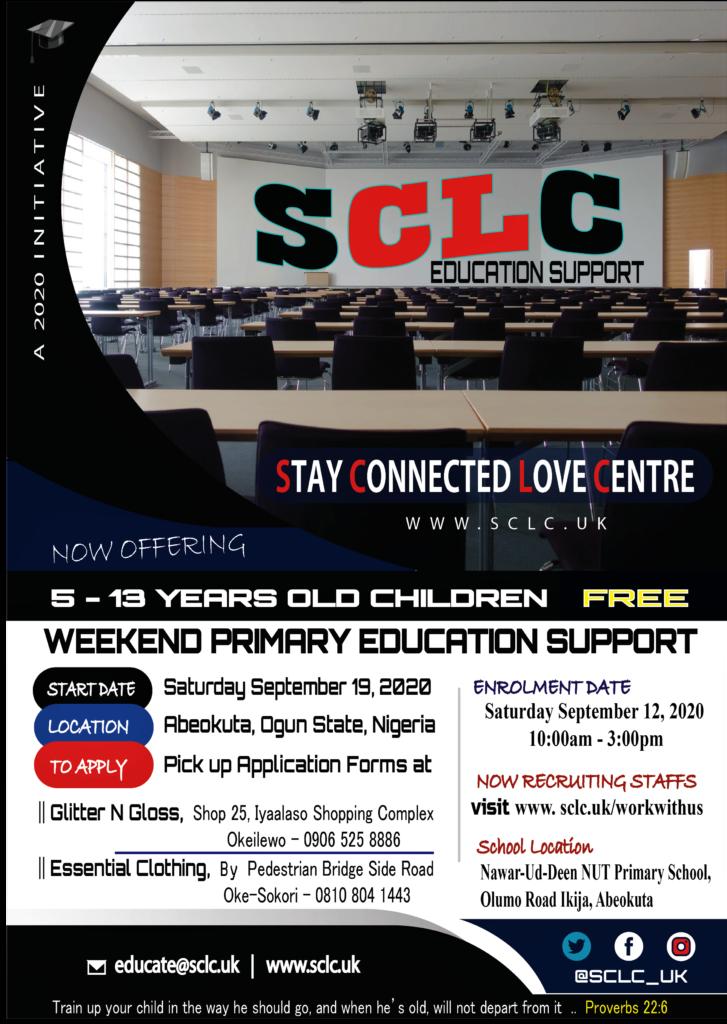SCLC PES Flyer + Loc Fina;